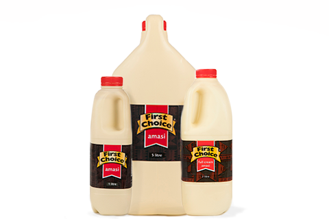 First Choice Amasi cultured milk