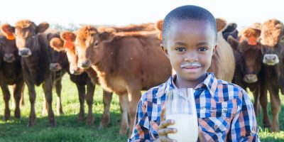 The Value of Sustainably produced Milk